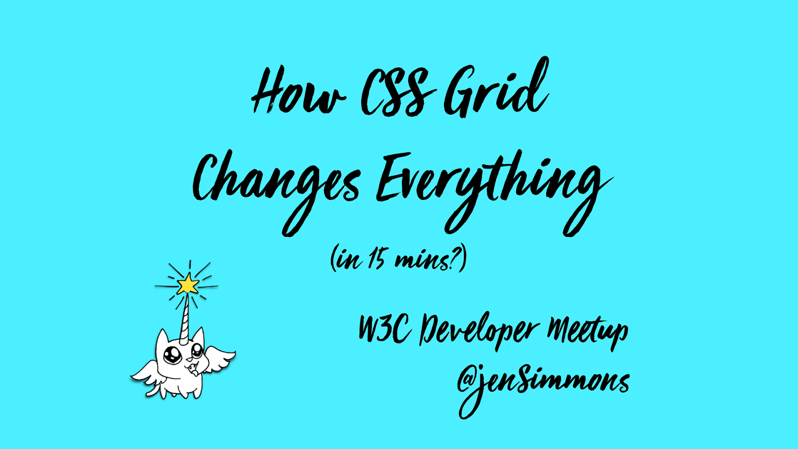 How CSS Grid Changes Everything