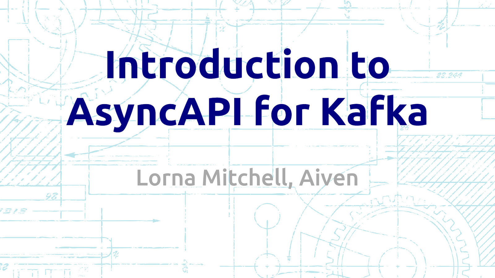 Introduction to AsyncAPI