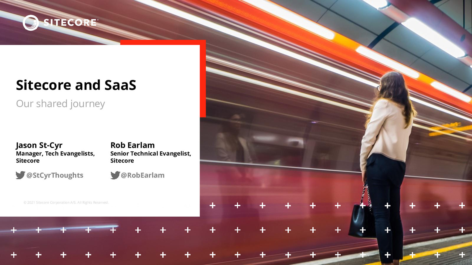 Sitecore and SaaS - Our shared journey