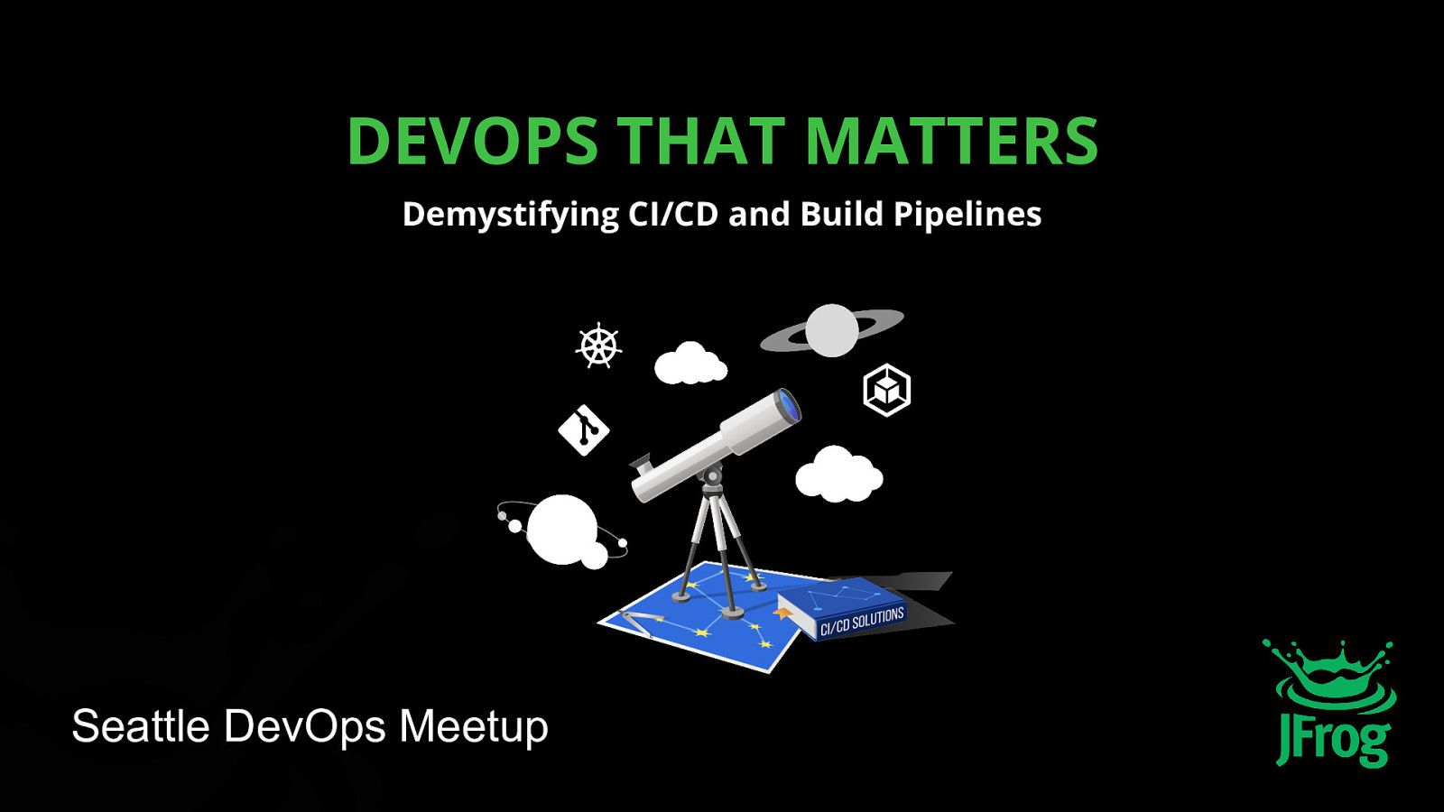 DevOps That Matters - Demystifying CI/CD and Build Pipelines by Melissa McKay