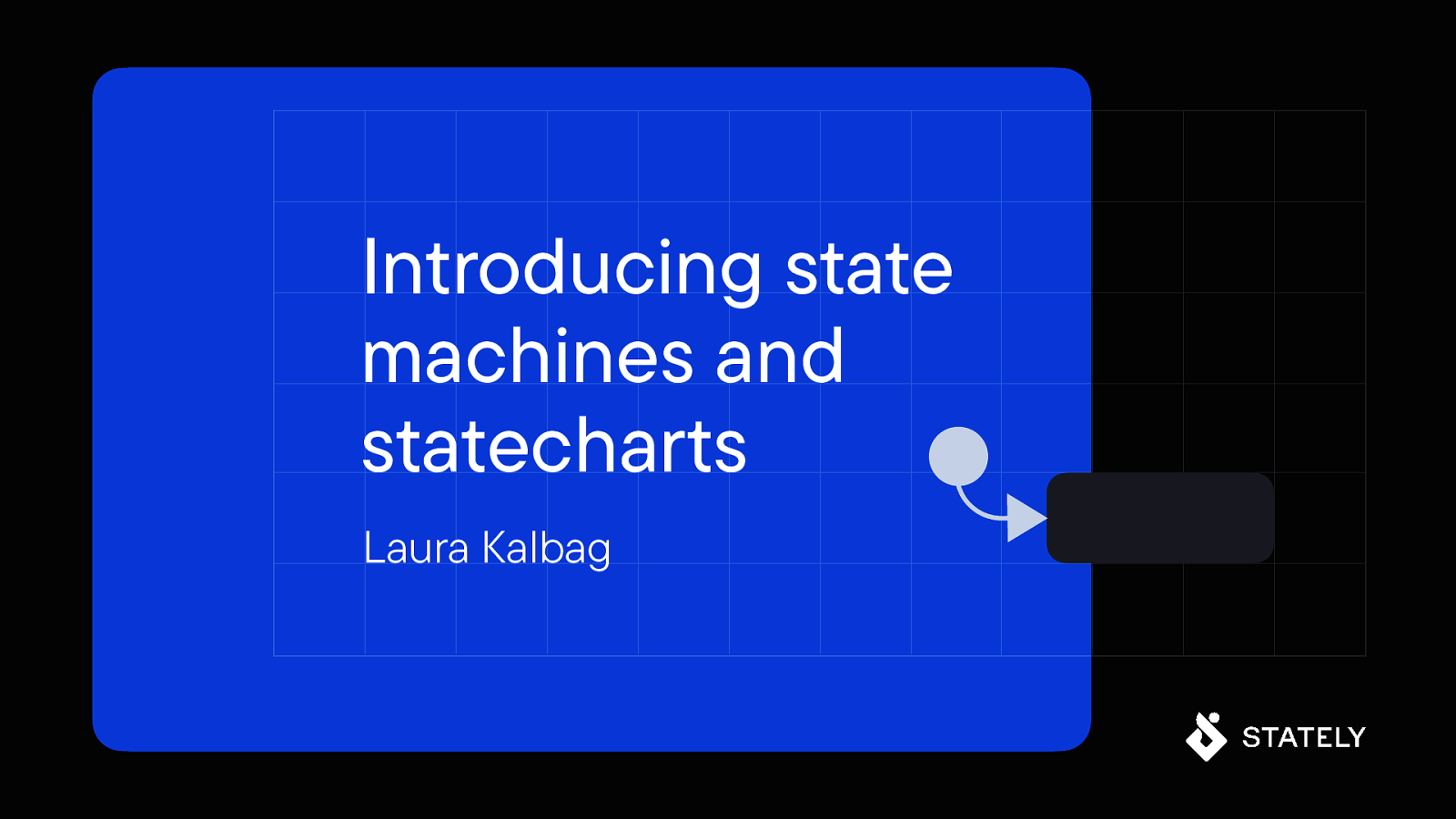 Introducing state machines and statecharts