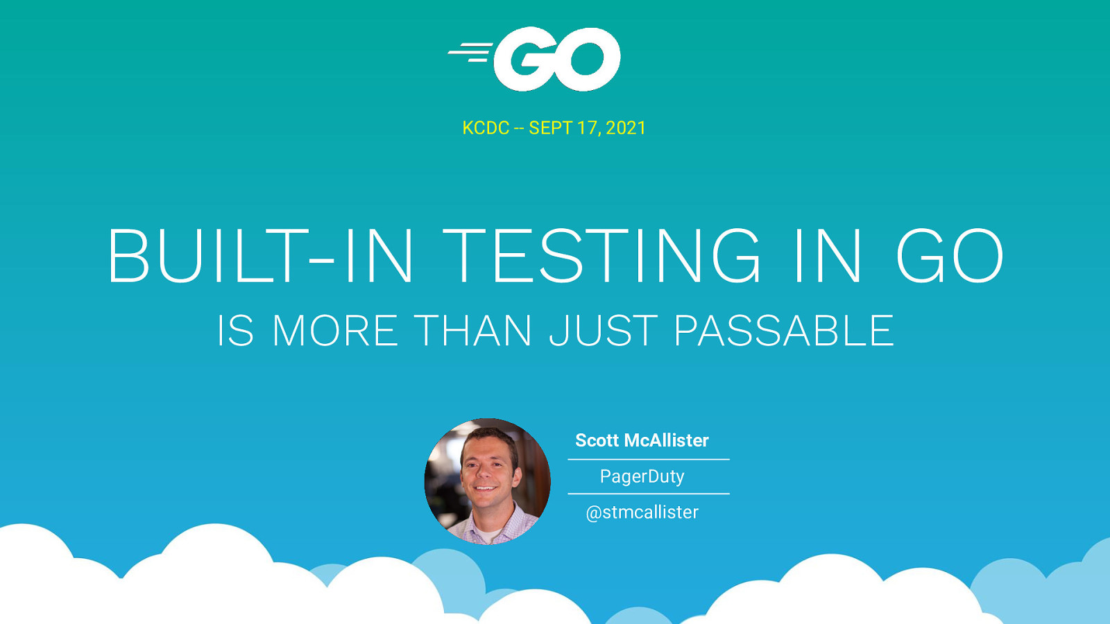 Built-in Testing in Go Is More Than Just Passable