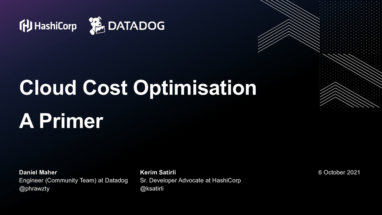 Cloud Cost Optimisation: A Primer