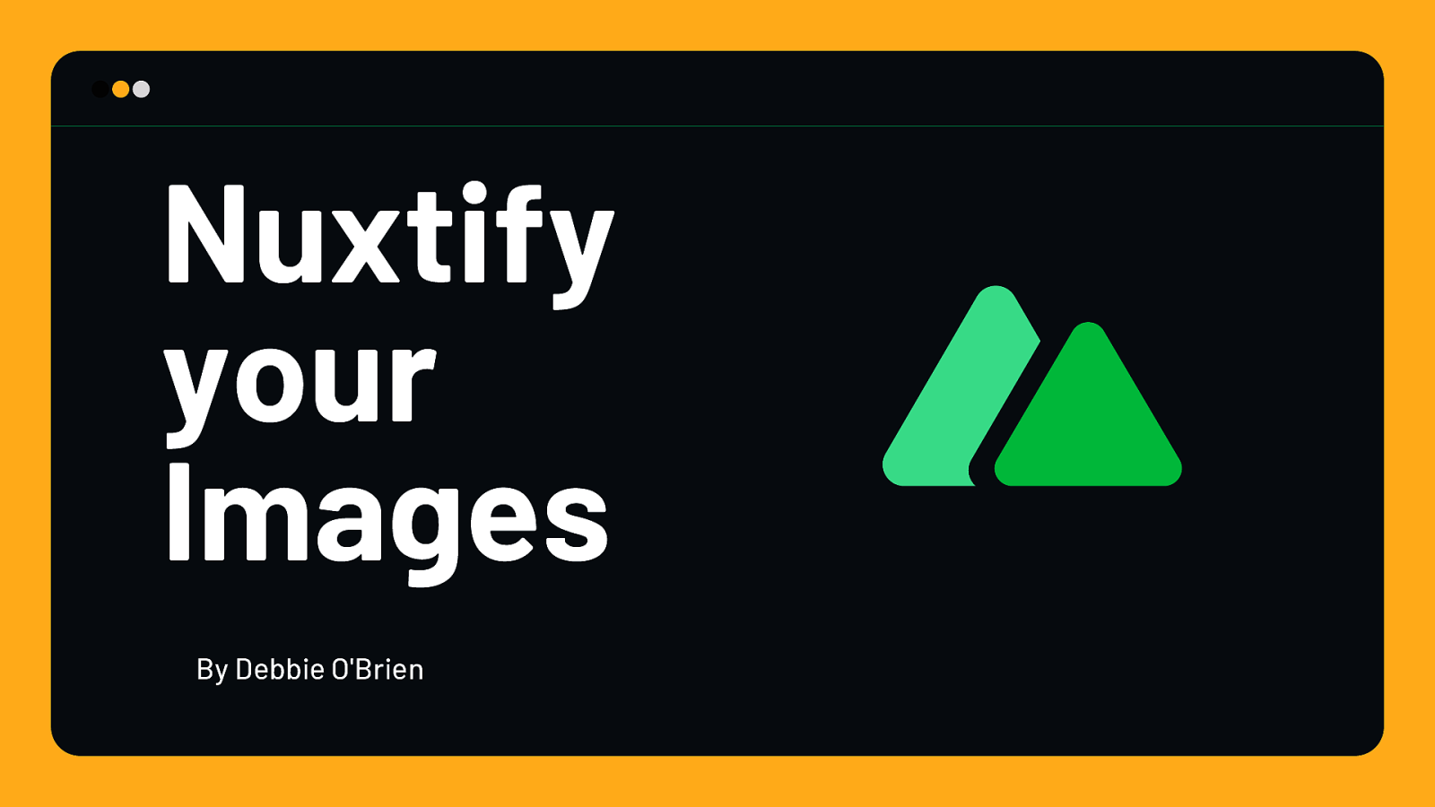 Nuxtify your Images