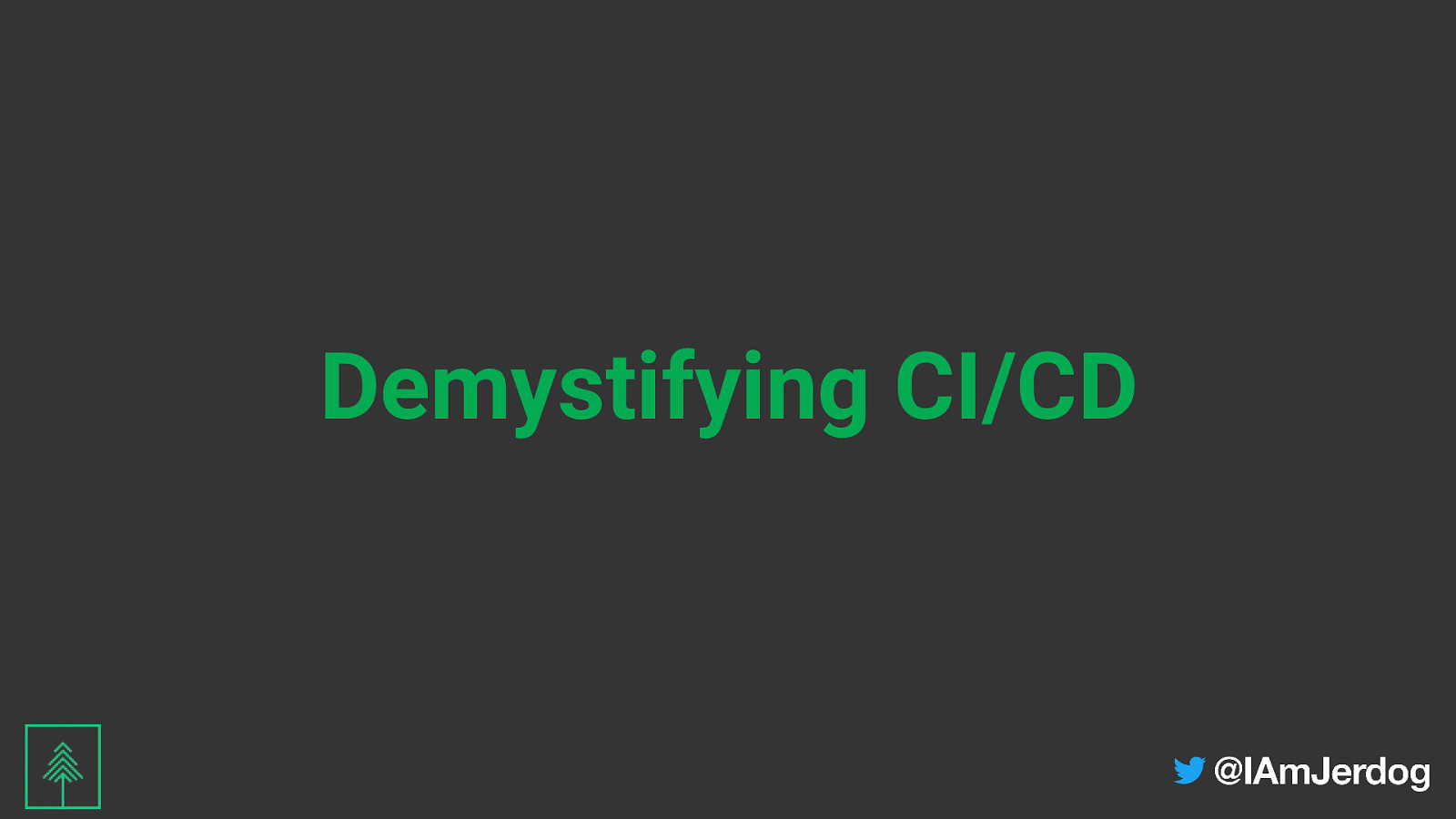 DevOps and CI/CD demystified for Javascript