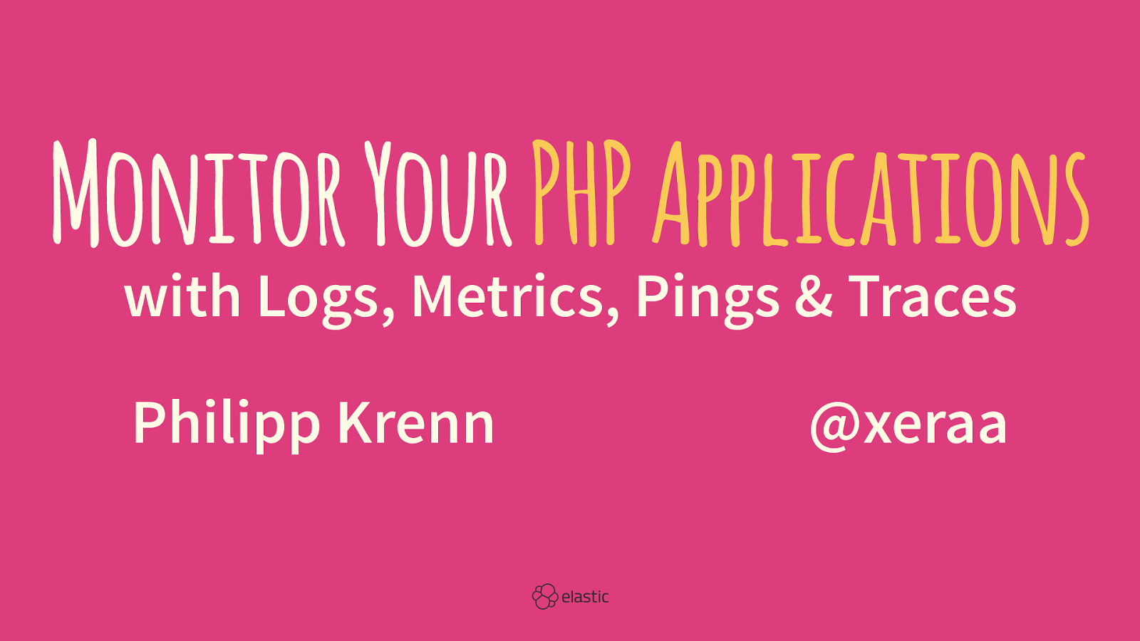 Monitor Your PHP Applications with Logs, Metrics, Pings, and Traces