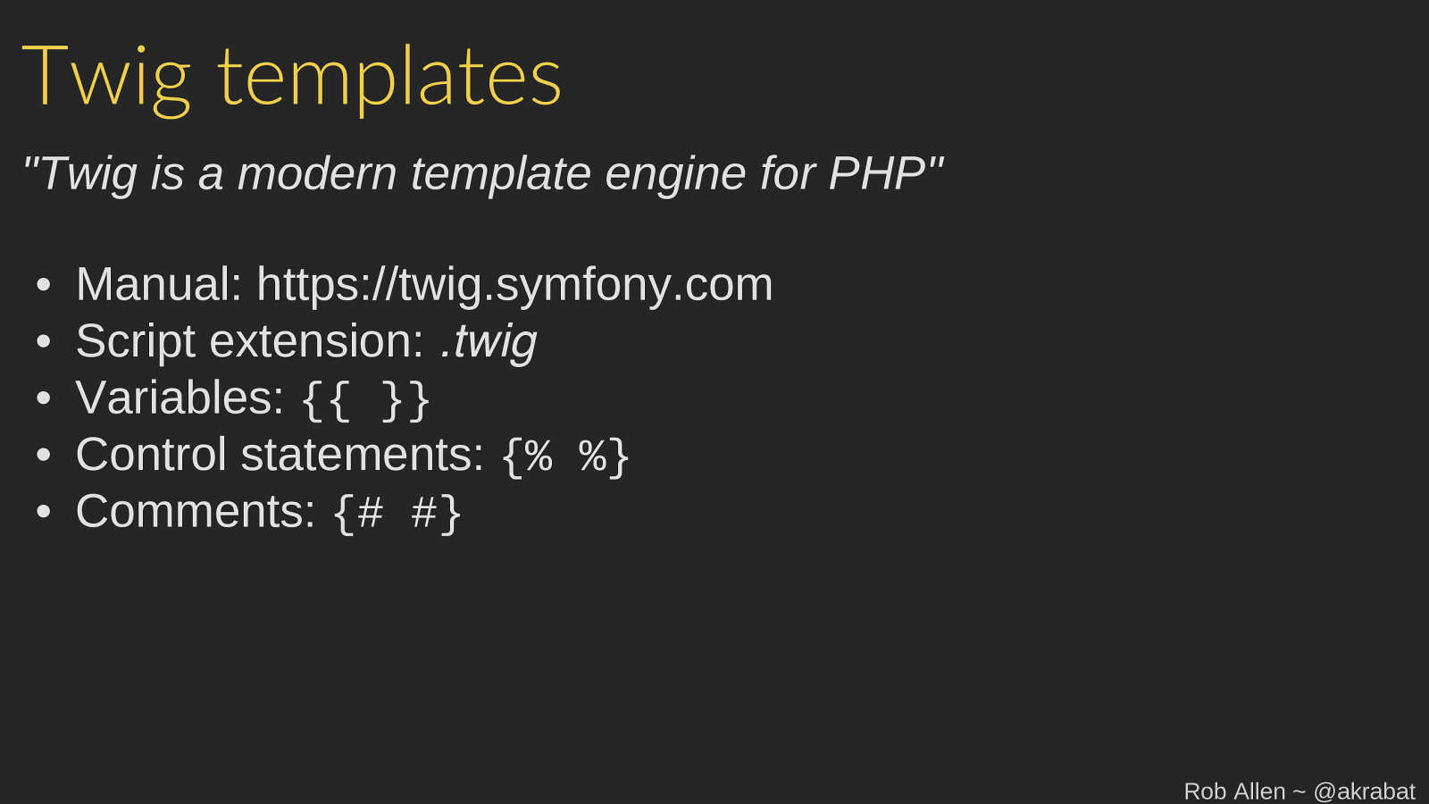 Old Fashioned Php Templating Picture Collection - Examples ...