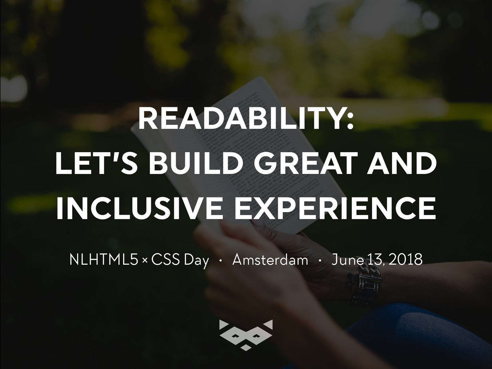 Reading & learning disabilities: Let's build a great and inclusive digital experience together
