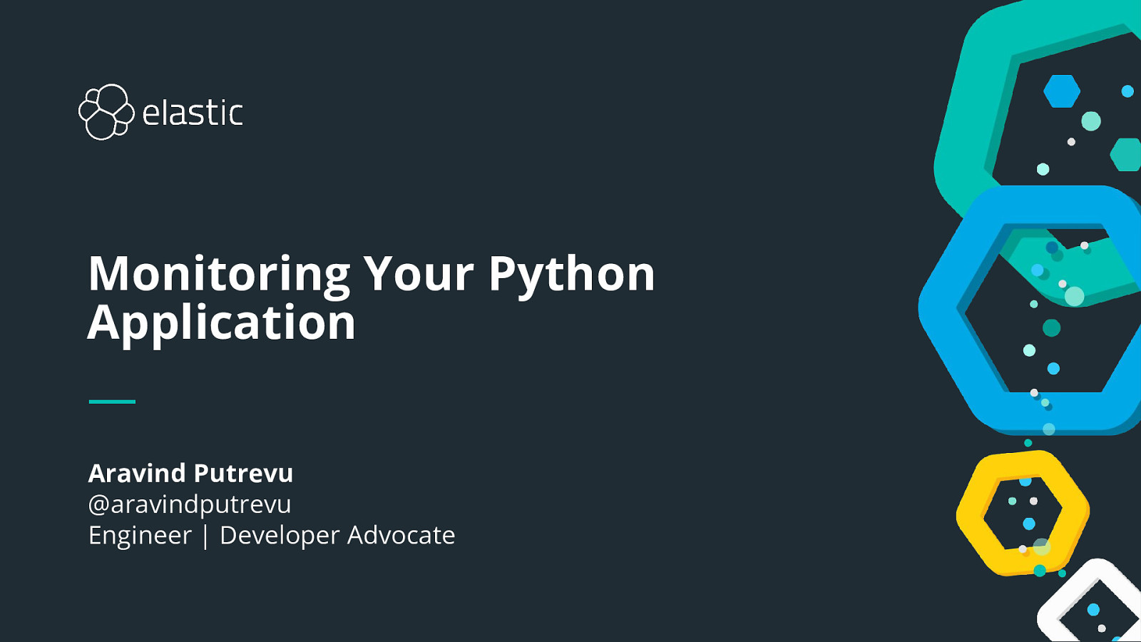 Monitor your Python Application