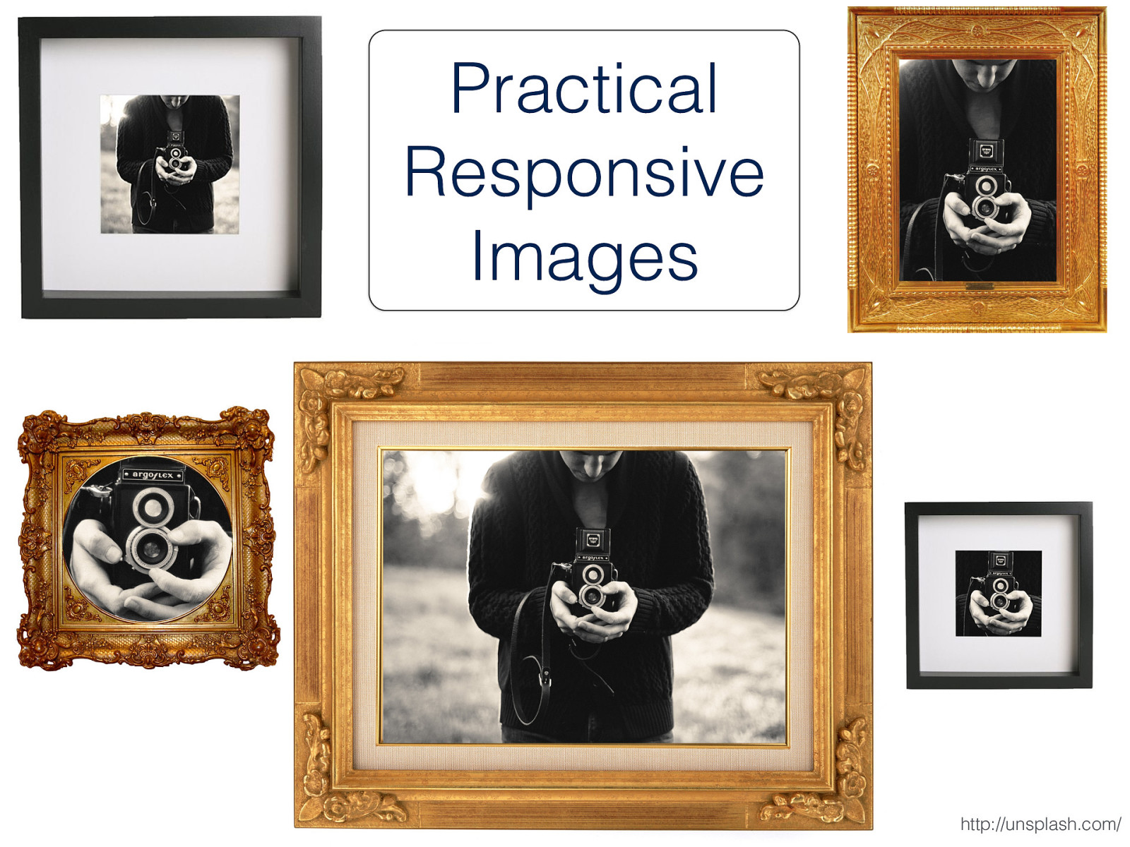 Practical Responsive Images