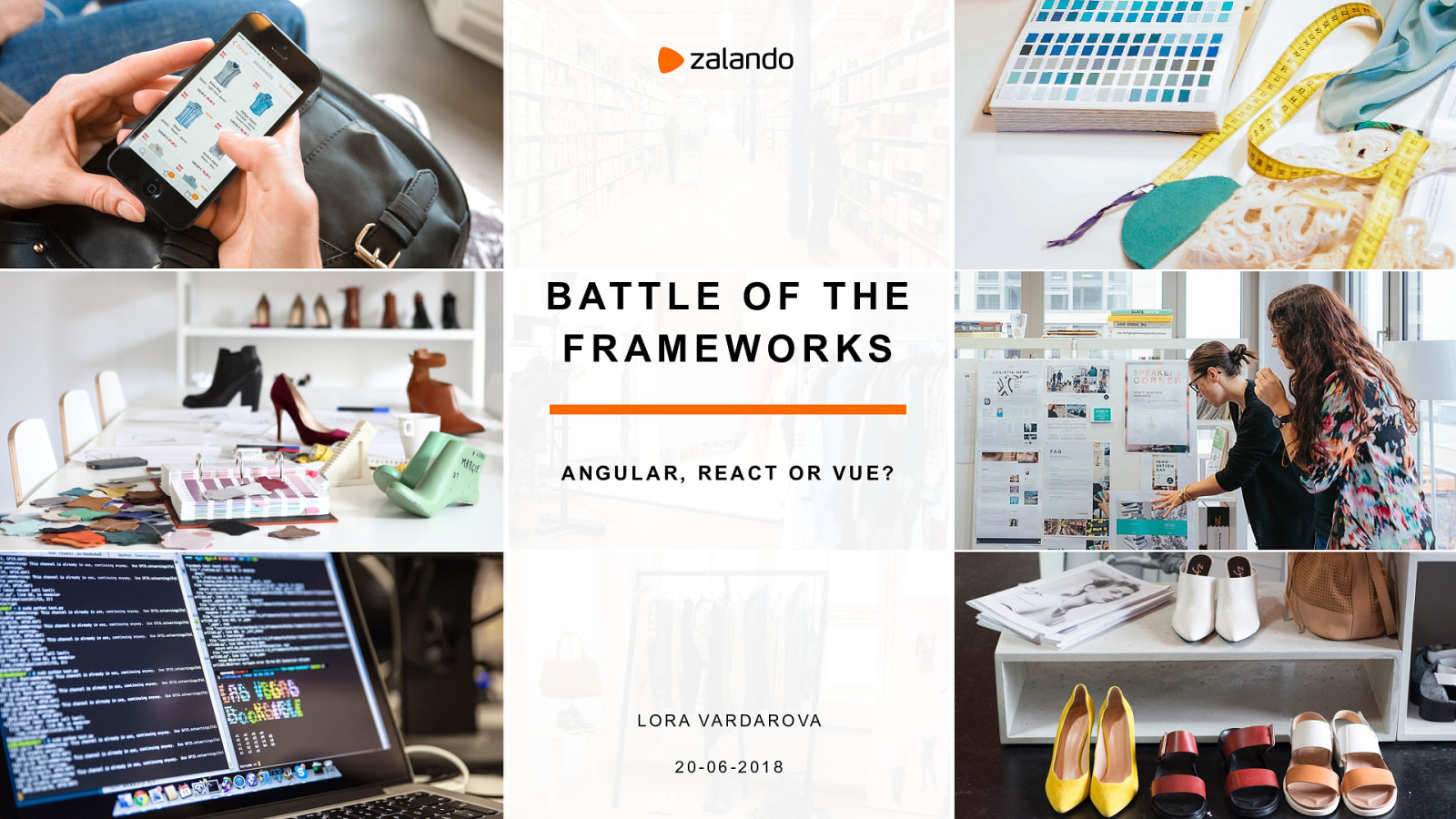 Battle of the Frameworks