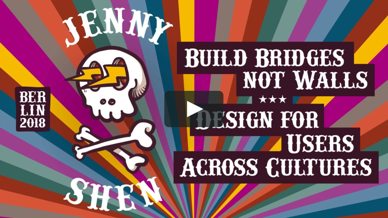 Build bridges, not walls—Design for users across cultures