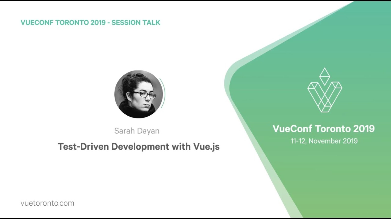Test-Driven Development with Vue.js