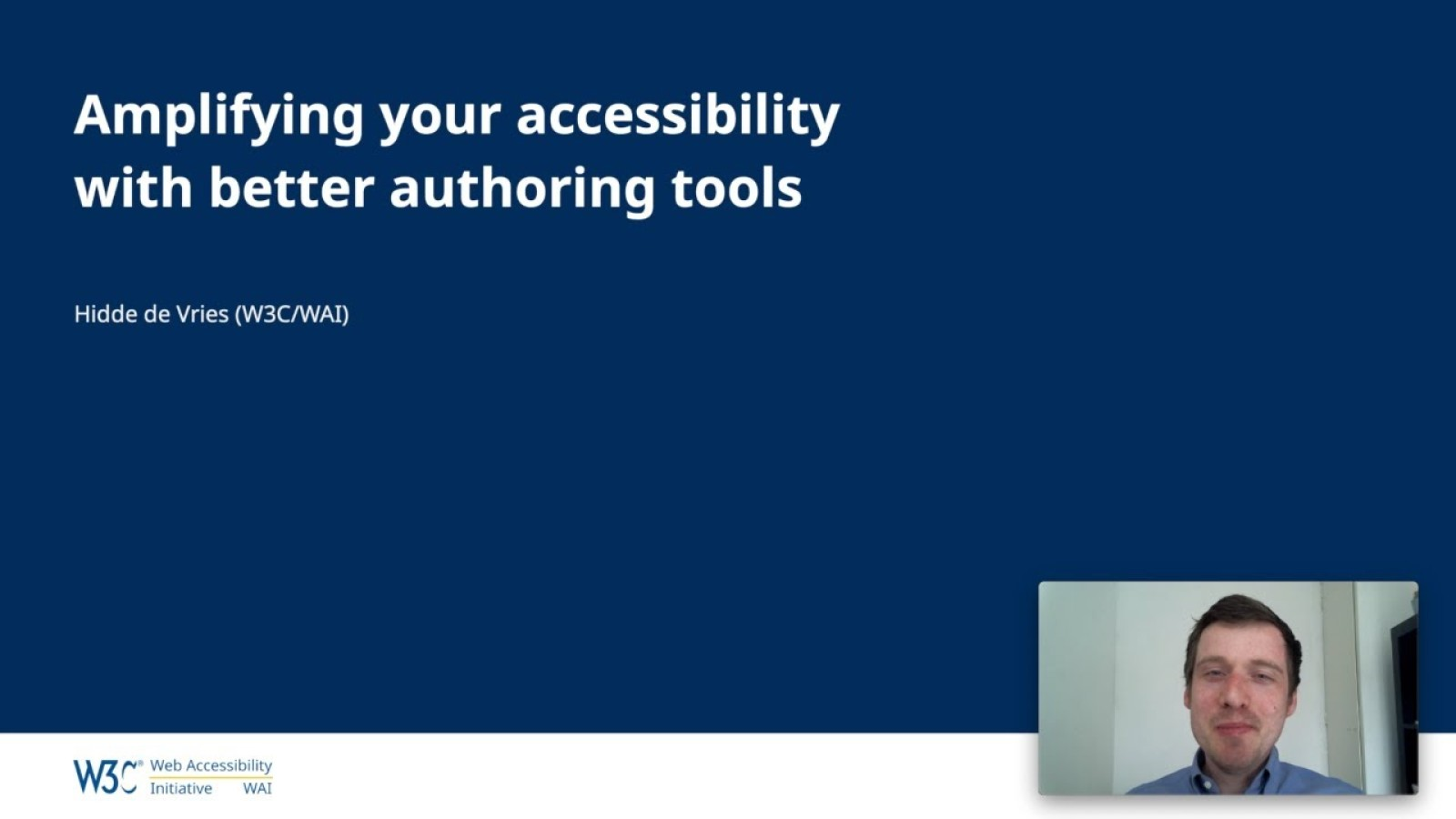 Amplifying your accessibility with better authoring tools