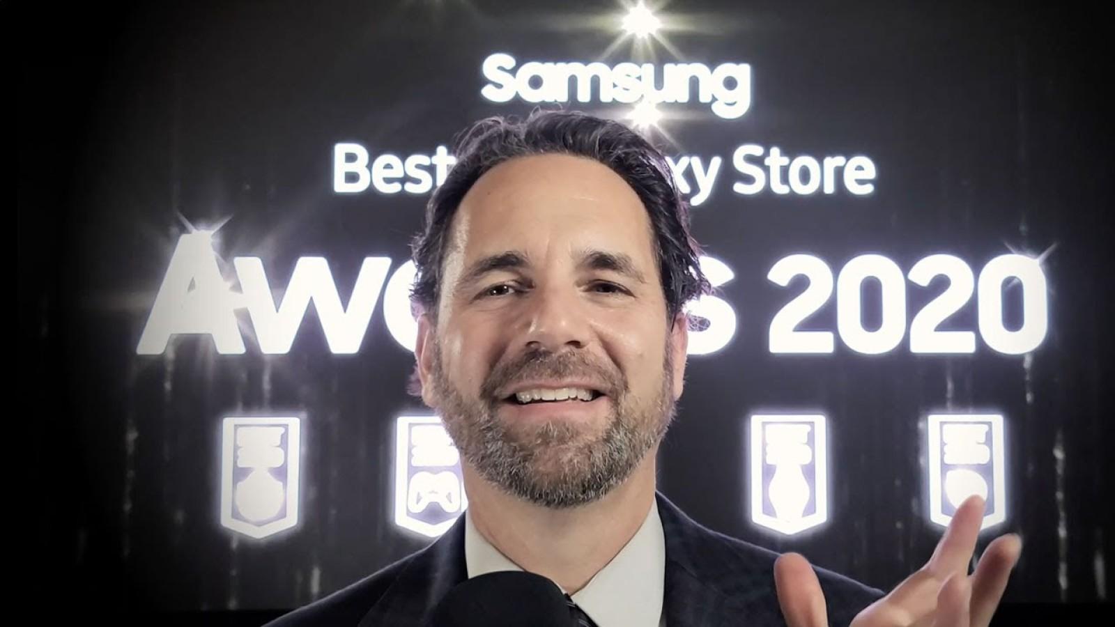 Samsung Best of Galaxy Store Awards
