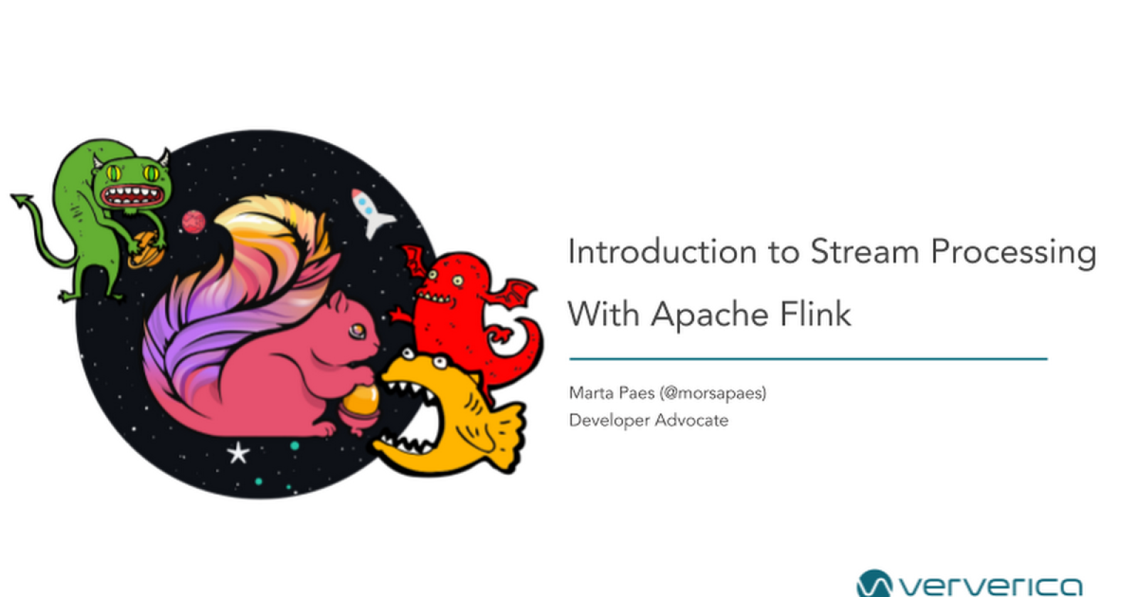 Introduction to Stream Processing with Apache Flink