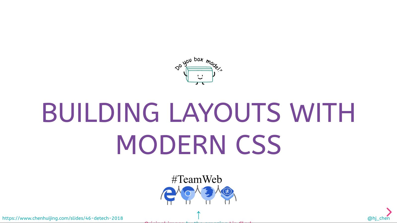 Building layouts with modern CSS