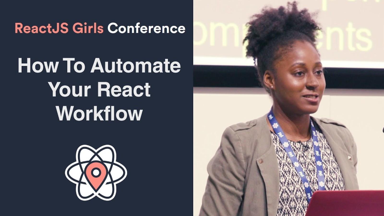 Automate React Workflow