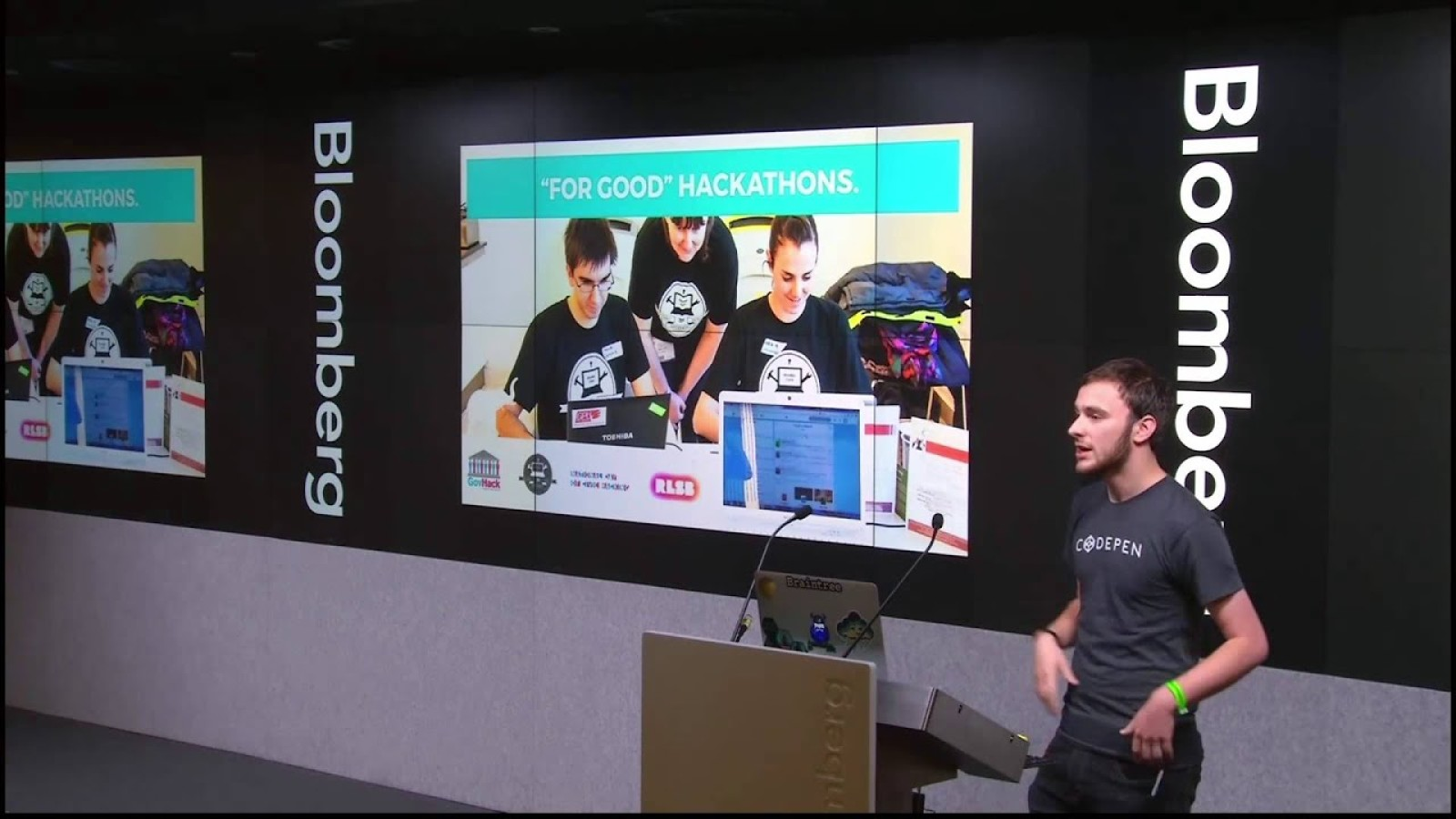 The HackathonZoo