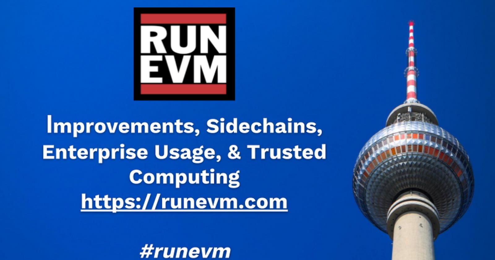RUN EVM Sponsors
