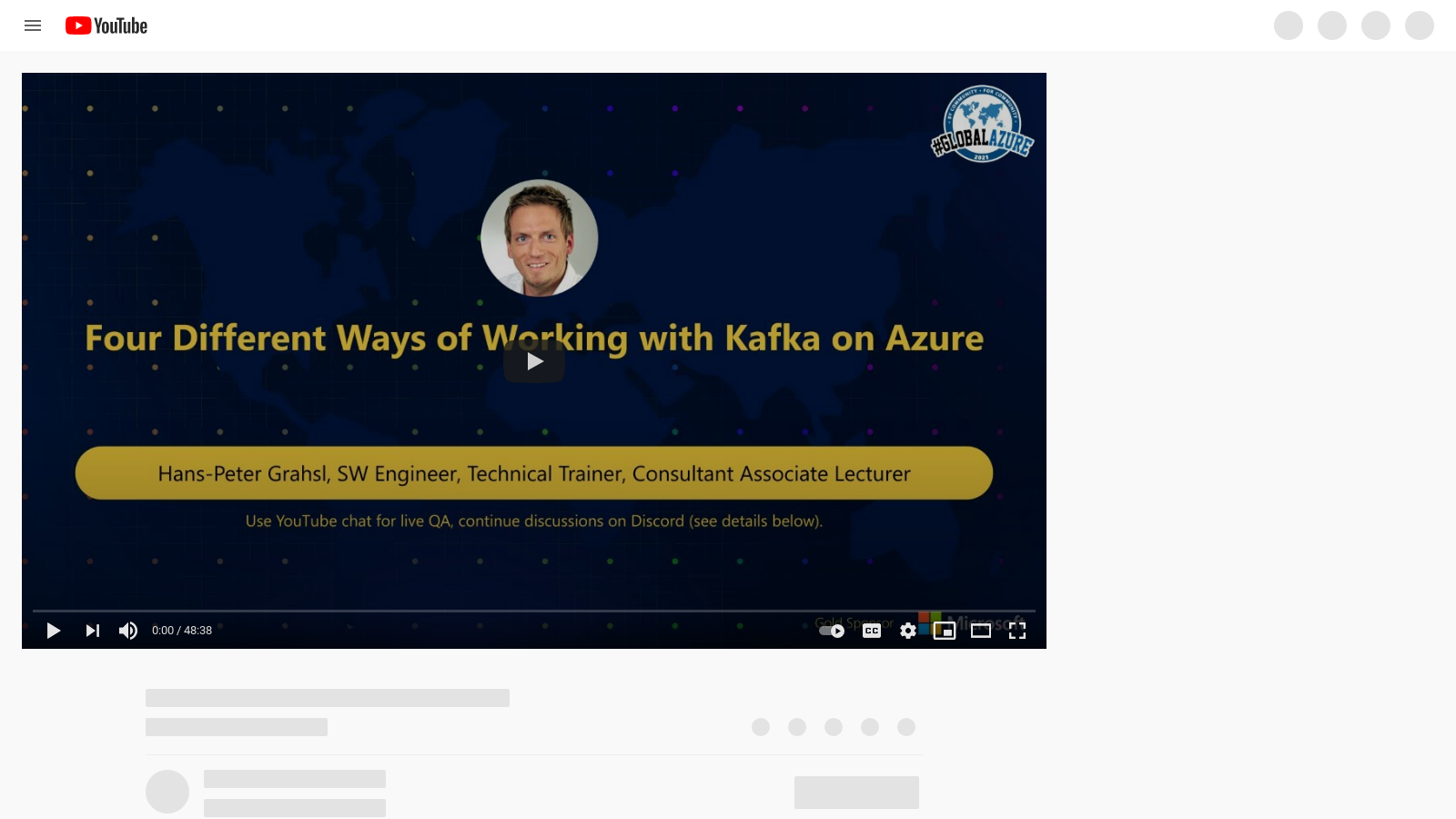 4 Different Ways of Working with Kafka on Azure