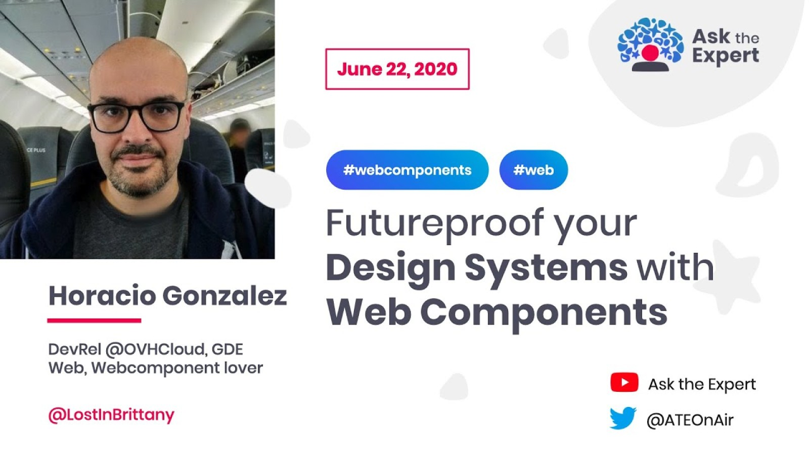 Futureproof your Design Systems with Web Components