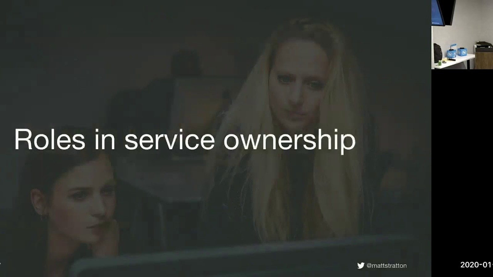 The Lifecycle of a Service