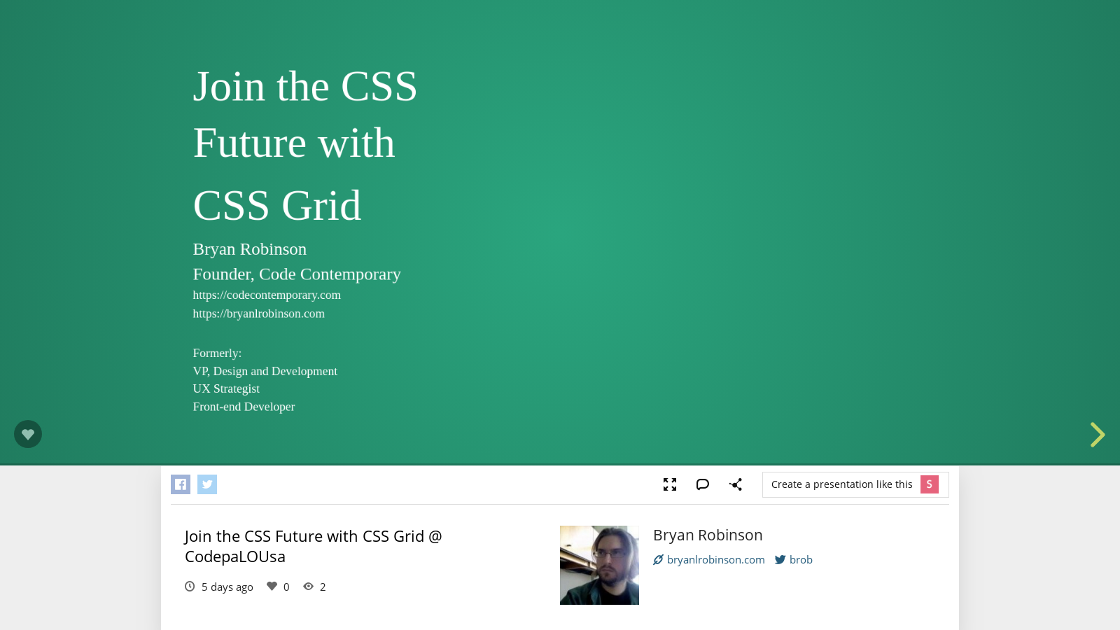 Join the CSS Future with CSS Grid