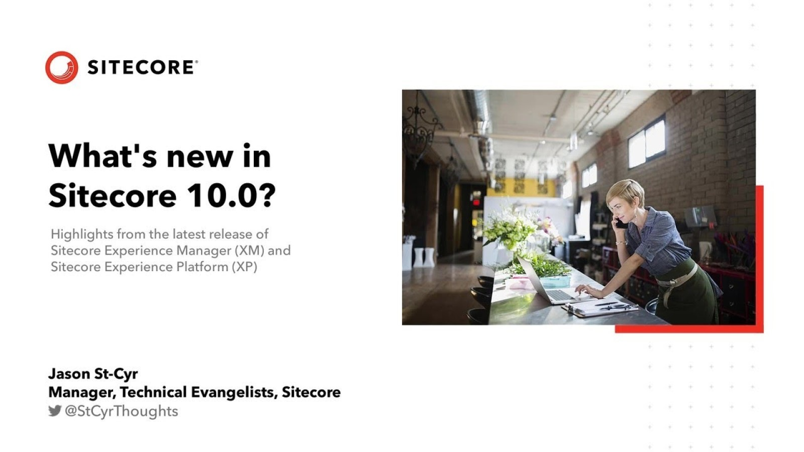 What's new in Sitecore 10?