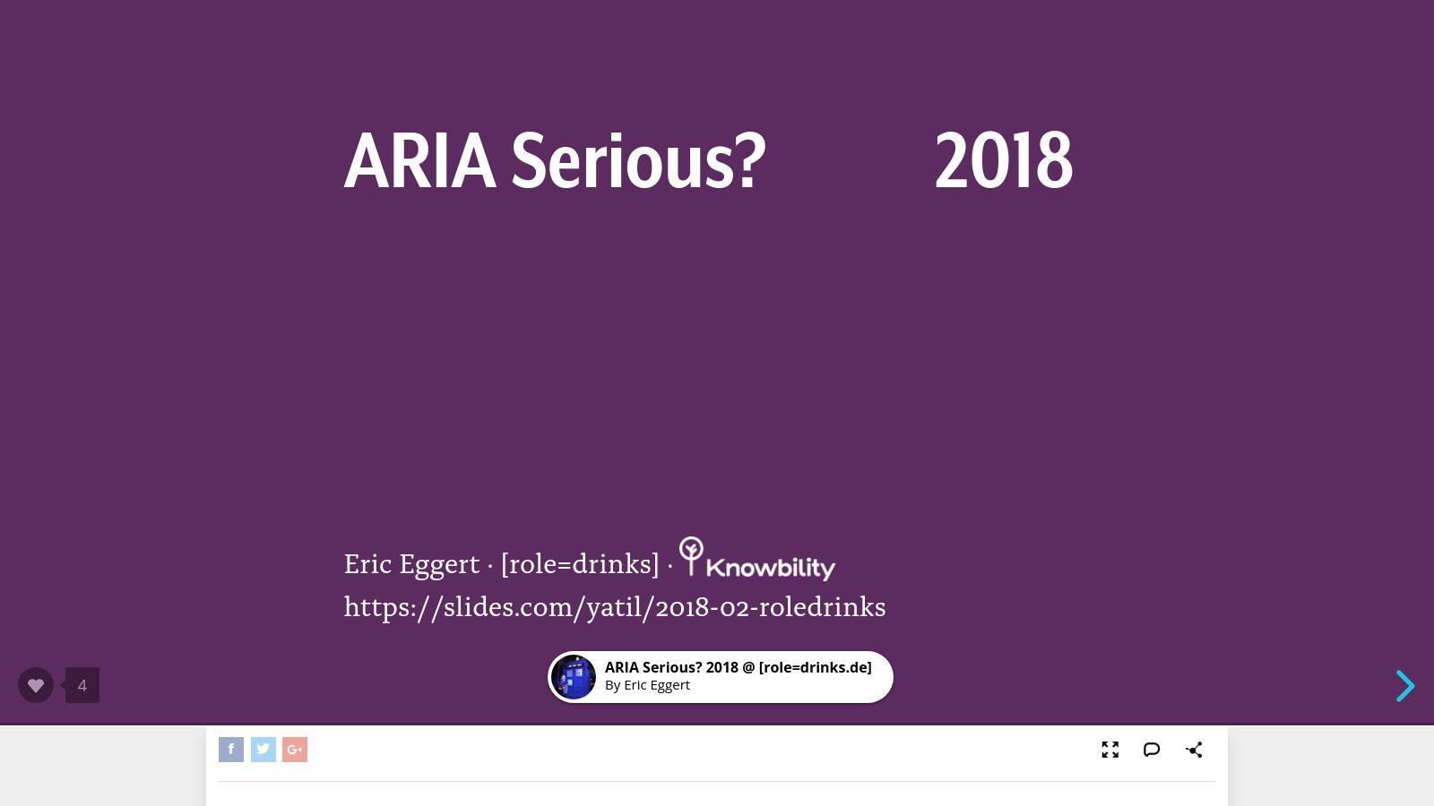 ARIA Serious‽