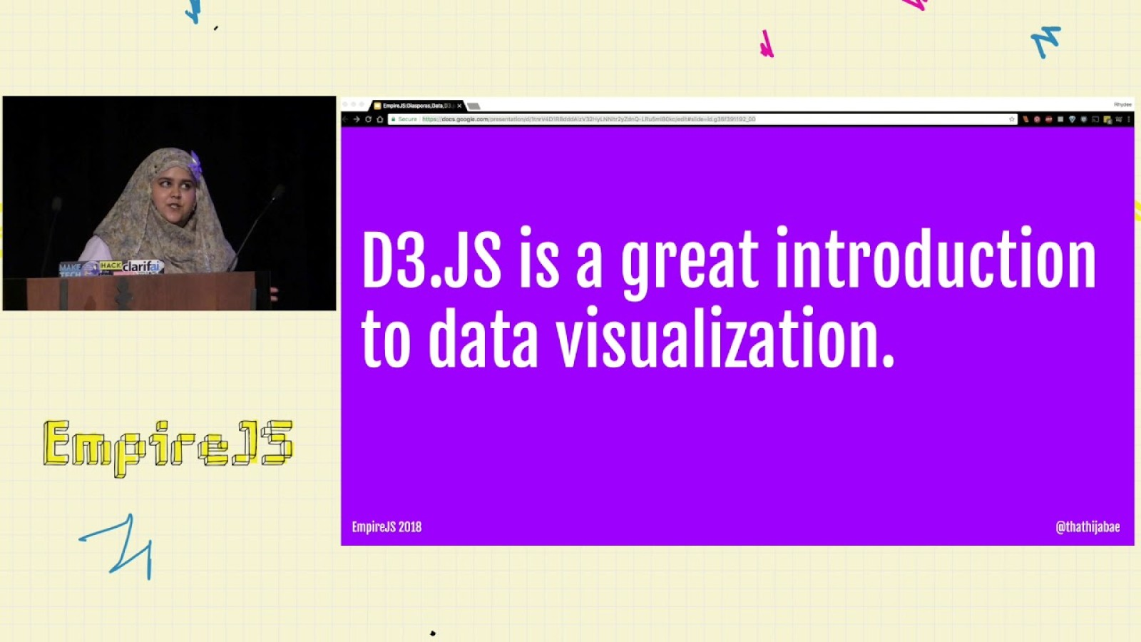 Diasporas, Data, D3.js, Oh my!