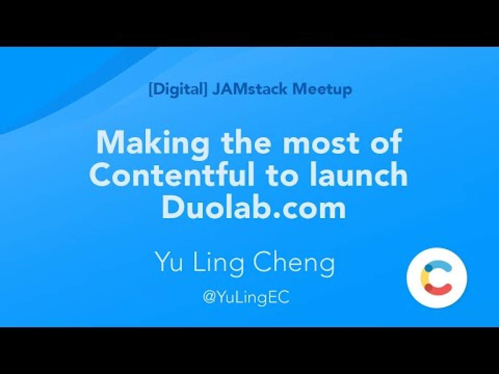 Making the most of Contentful to launch Duolab.com