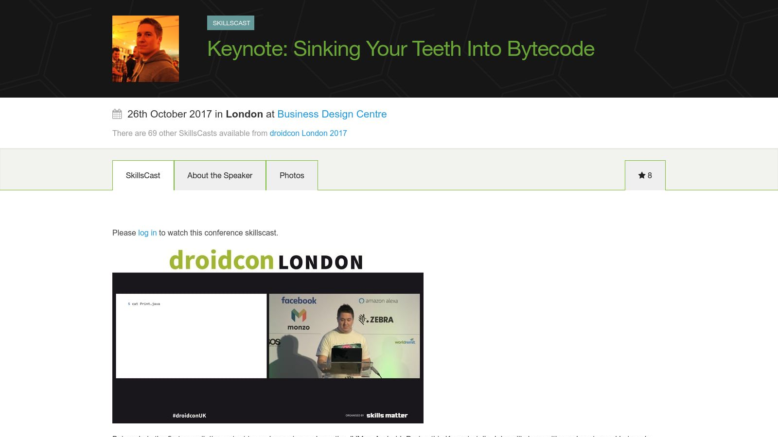 Sinking Your Teeth Into Bytecode