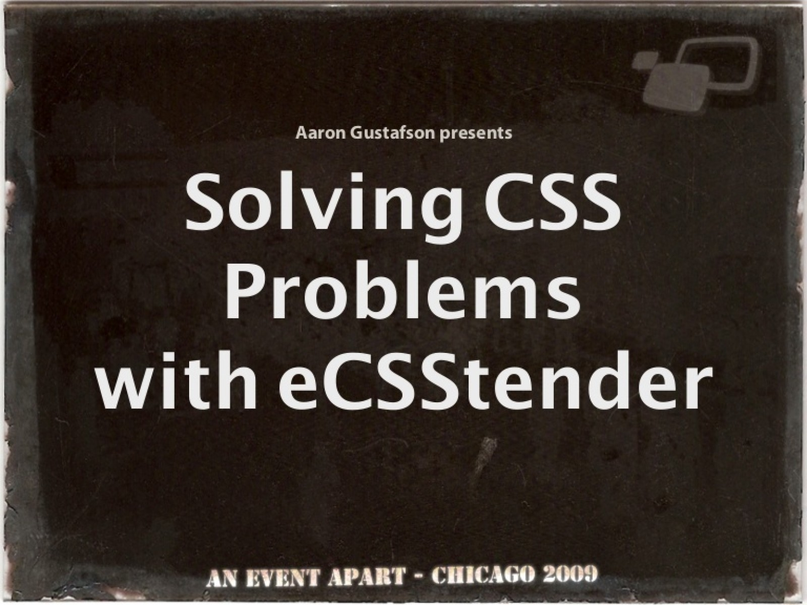 Solving CSS Problems With eCSStender
