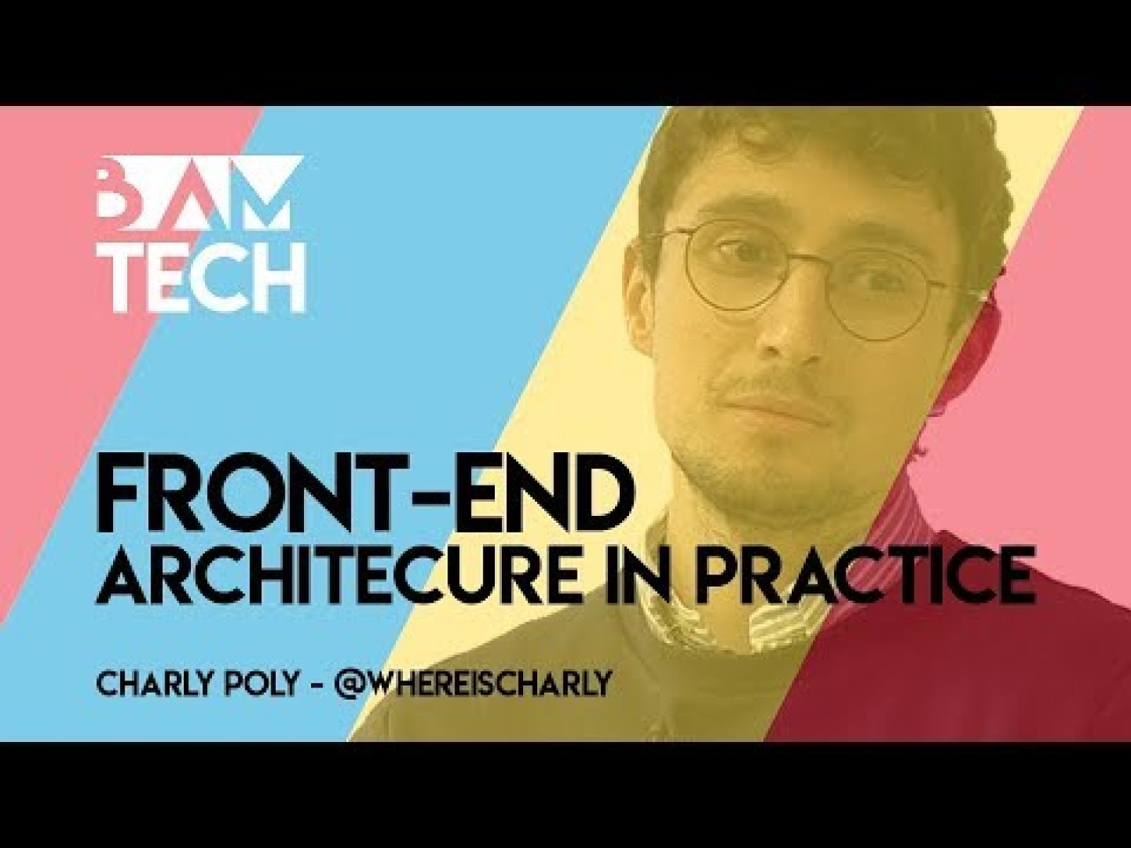 Front-end architecture in practice