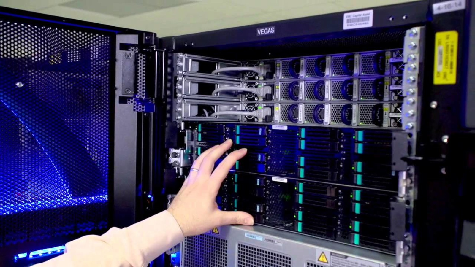 Inside the EMC ECS Appliance