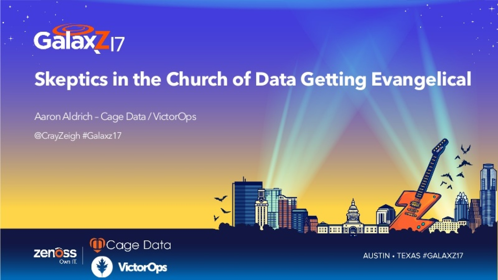 Skeptics in the Church of Data Getting Evangelical