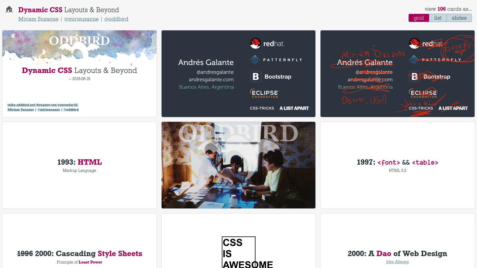 Dynamic CSS: Layouts & Beyond