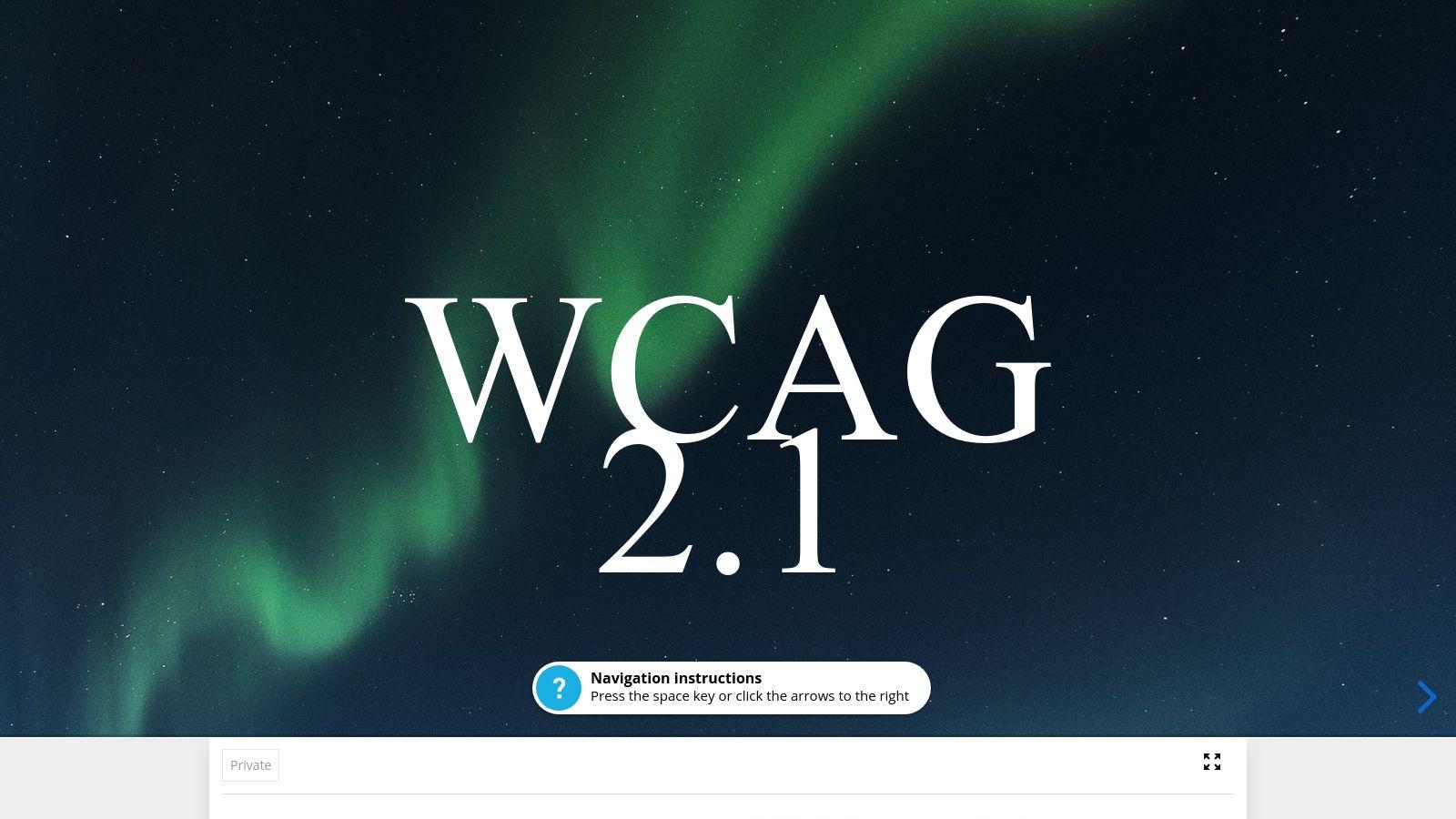 WCAG 2.1 – Was ist neu?