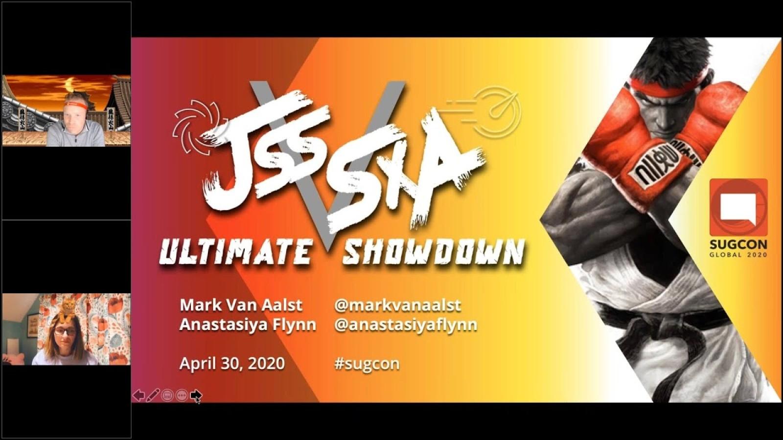 SXA vs. JSS: Ultimate Showdown