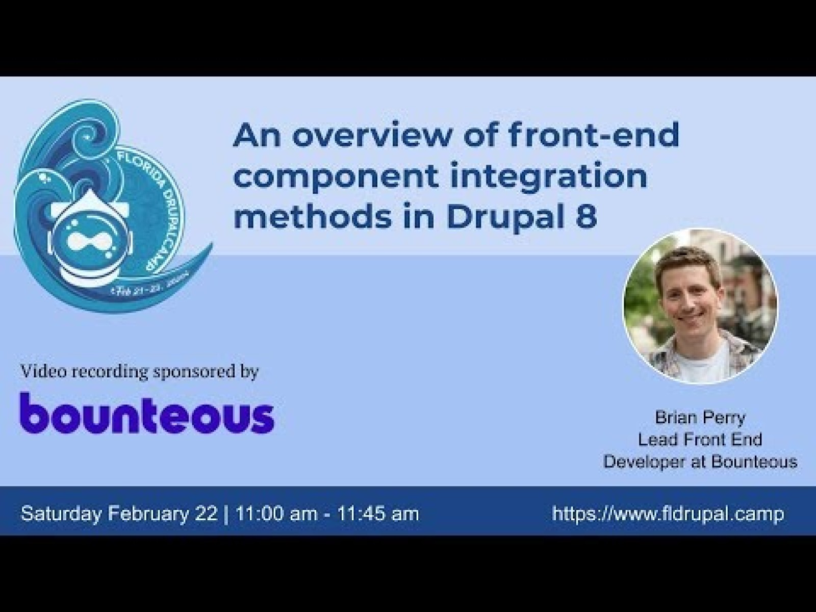 An overview of Drupal 8 front-end component integration methods