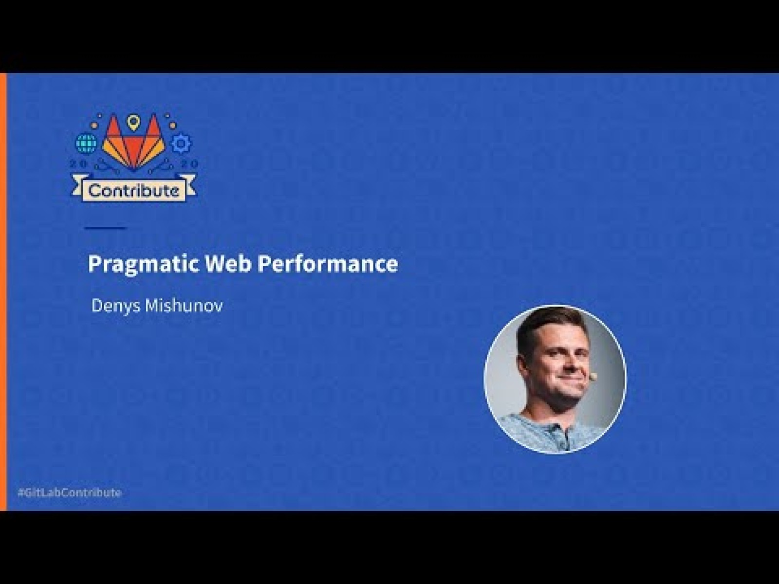 Pragmatic Web Performance
