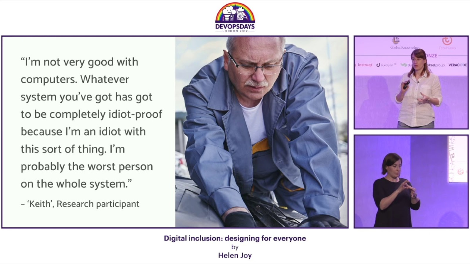 Digital inclusion: designing for everyone