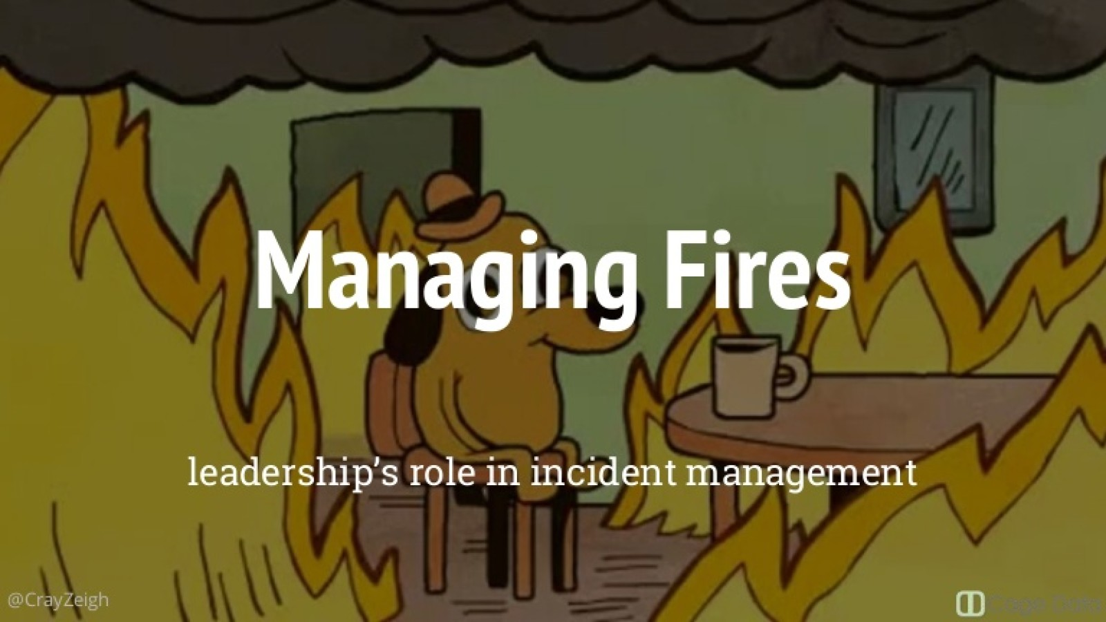 Managing fires