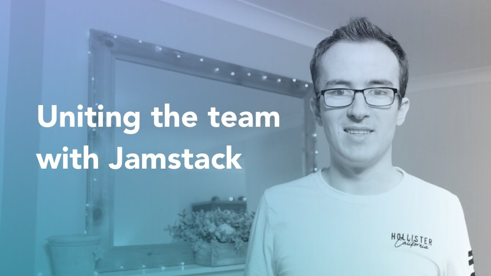 Uniting the team with Jamstack