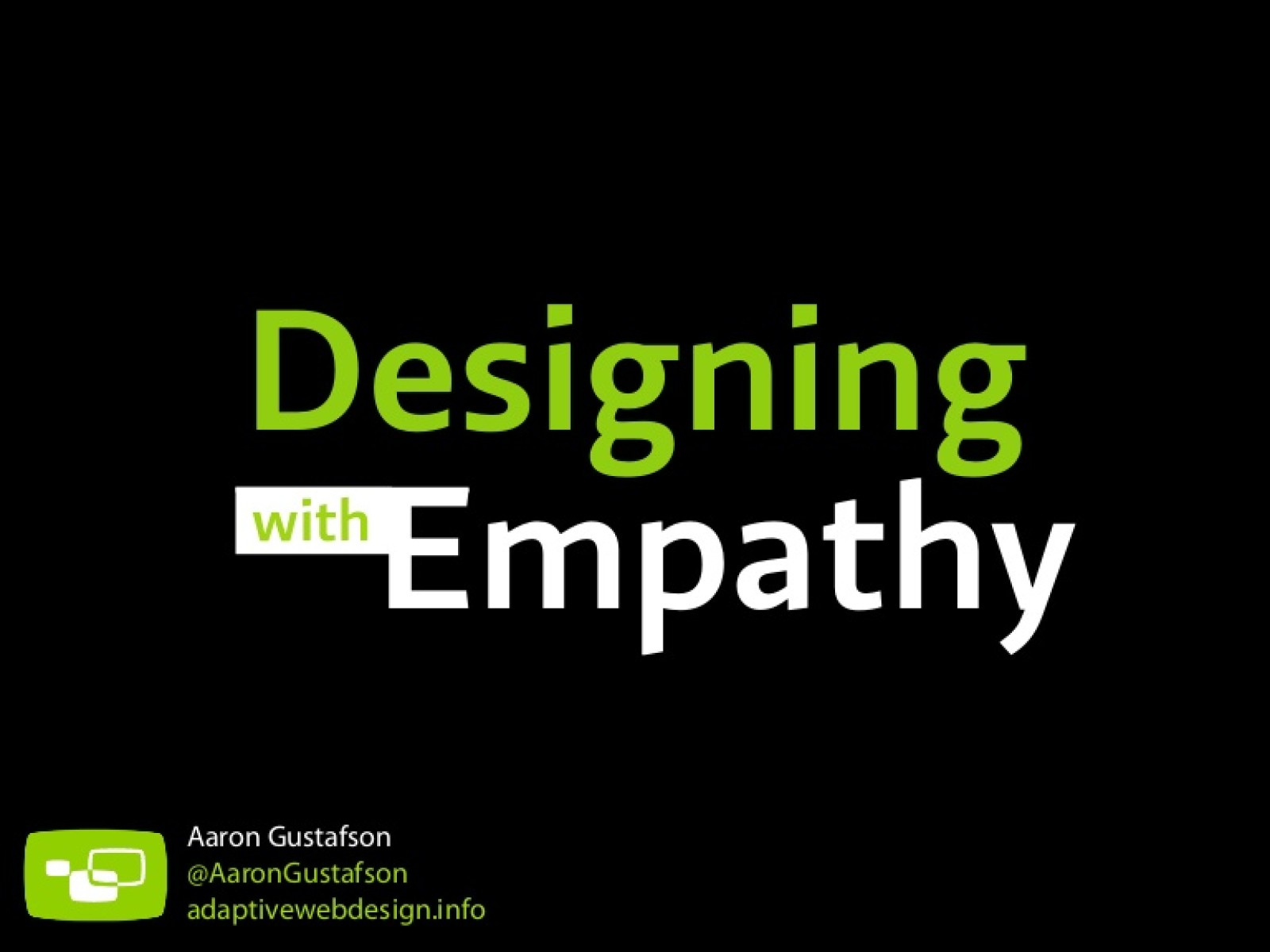 Designing with Empathy