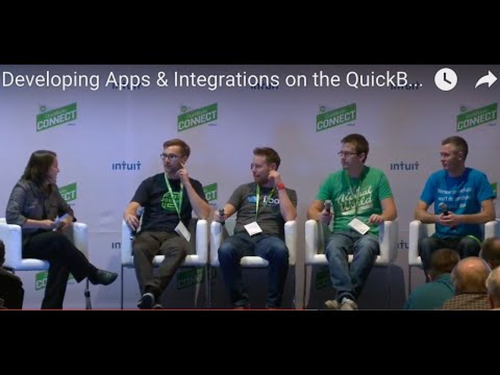 Developing Apps & Integrations on the QuickBooks Platform: QuickBooks Connect 2015 Developer Session