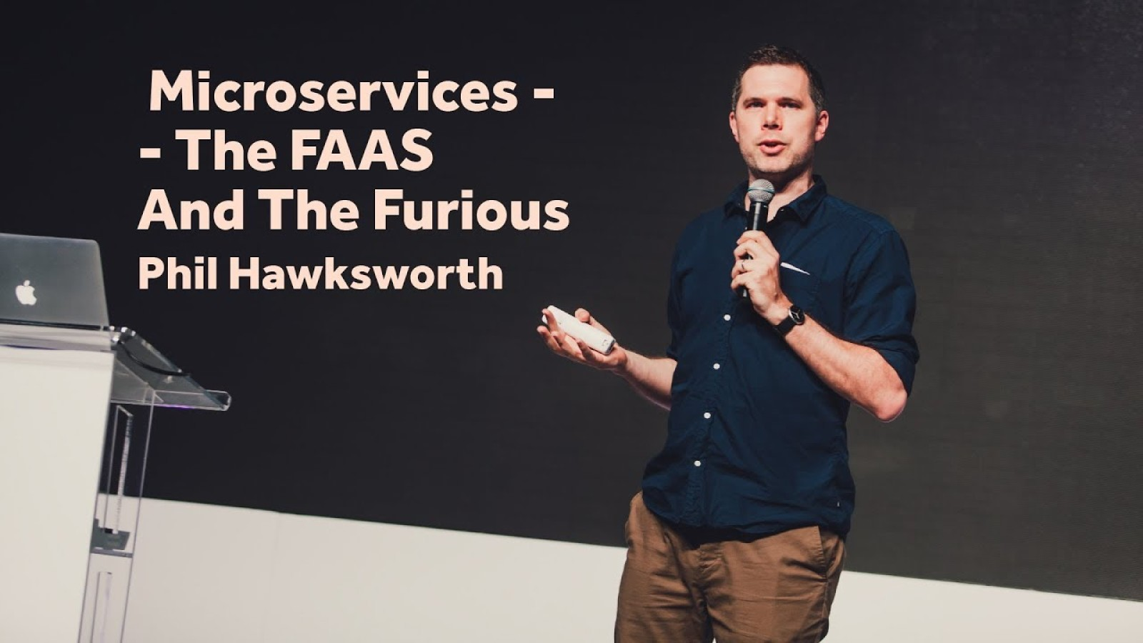 Microservices - The FAAS and the Furious