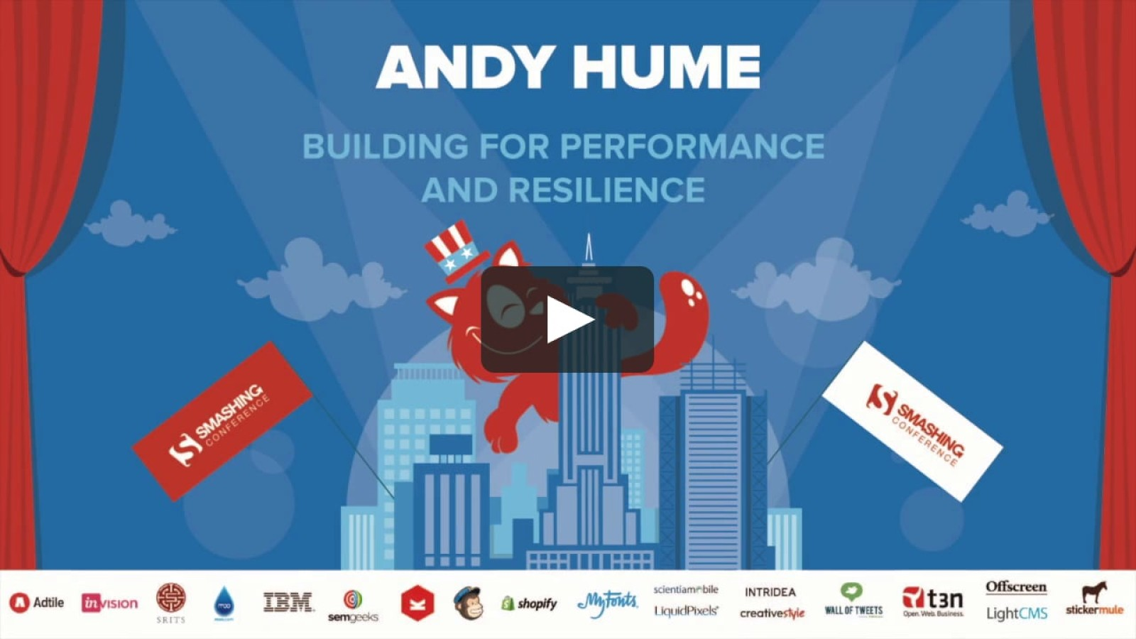 Building for performance and resilience
