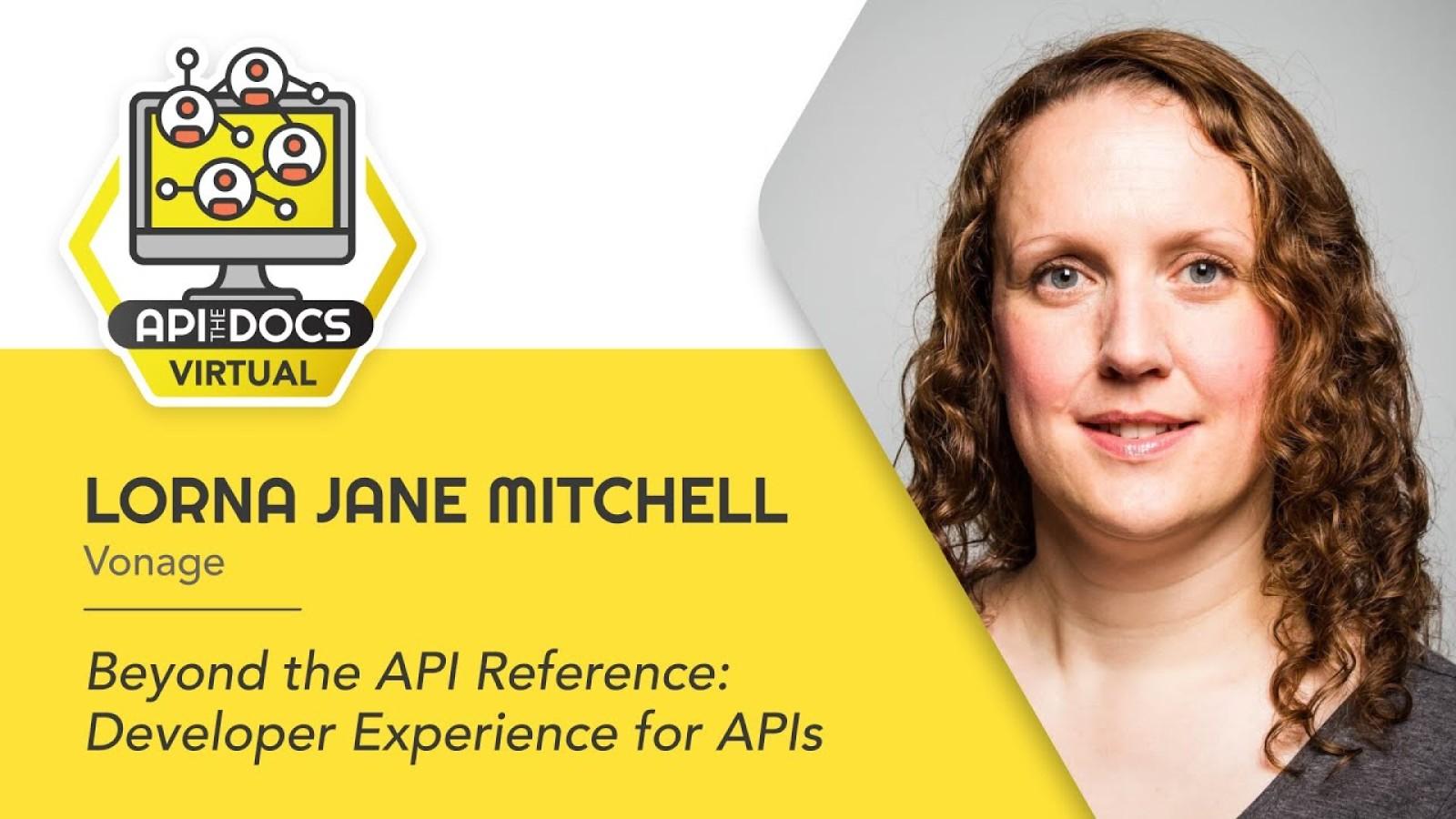 Beyond the API Reference